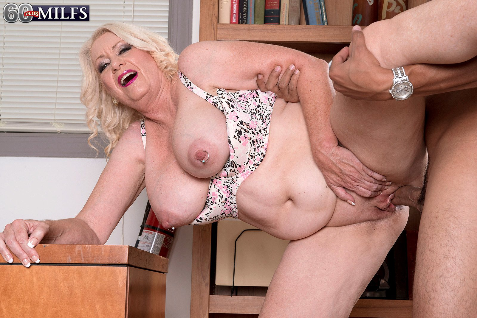 Naked old pornstars