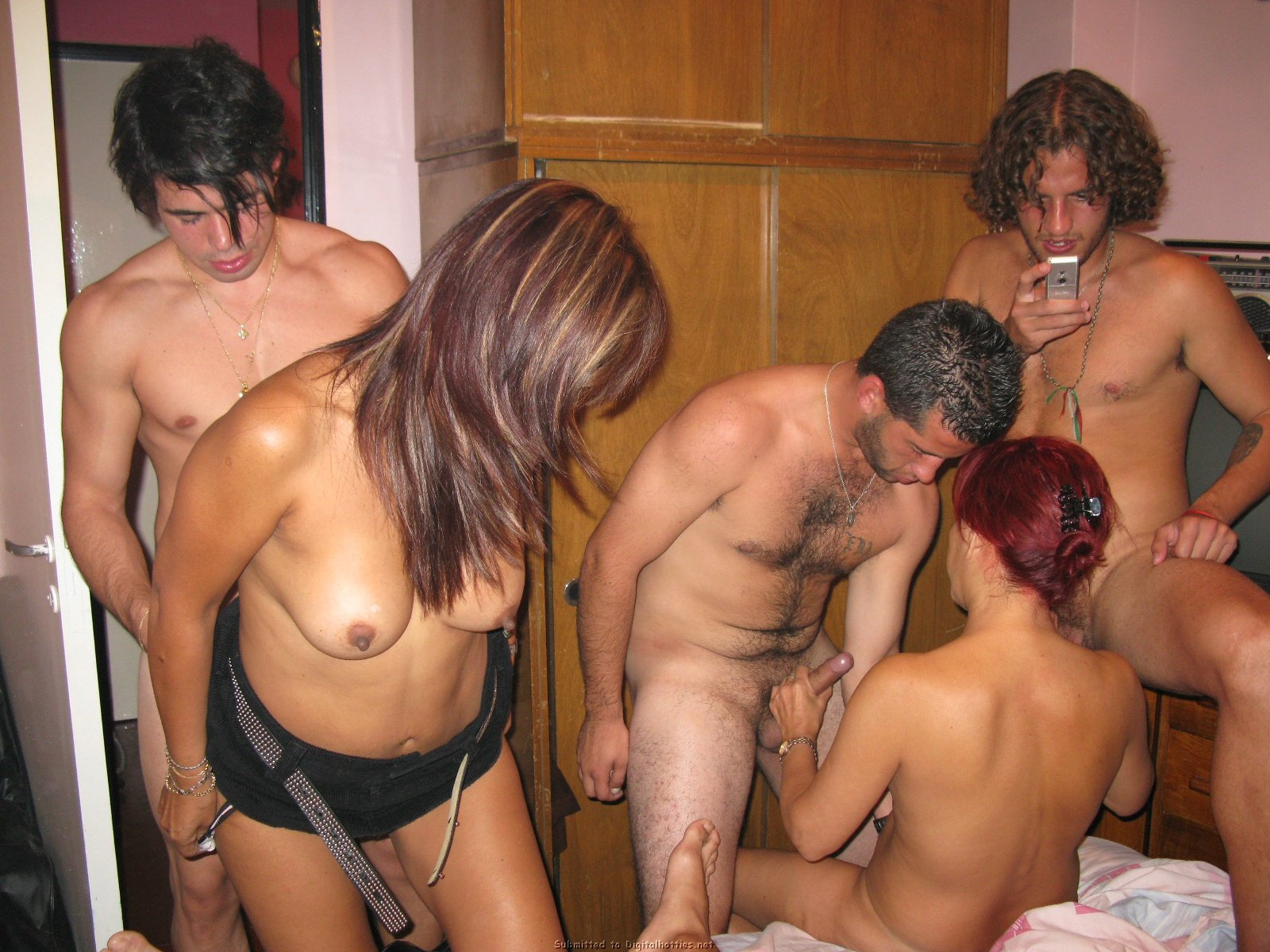 Black wife swingers group