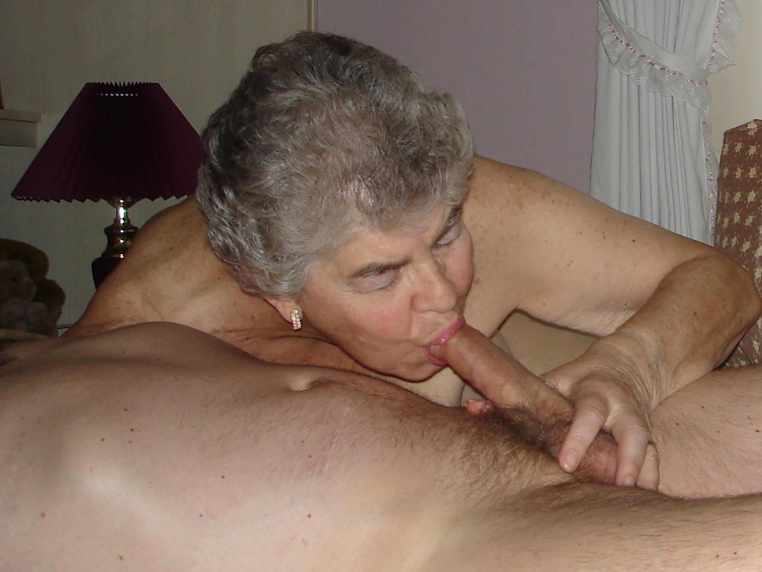 Granny Sucks Cock, Porn