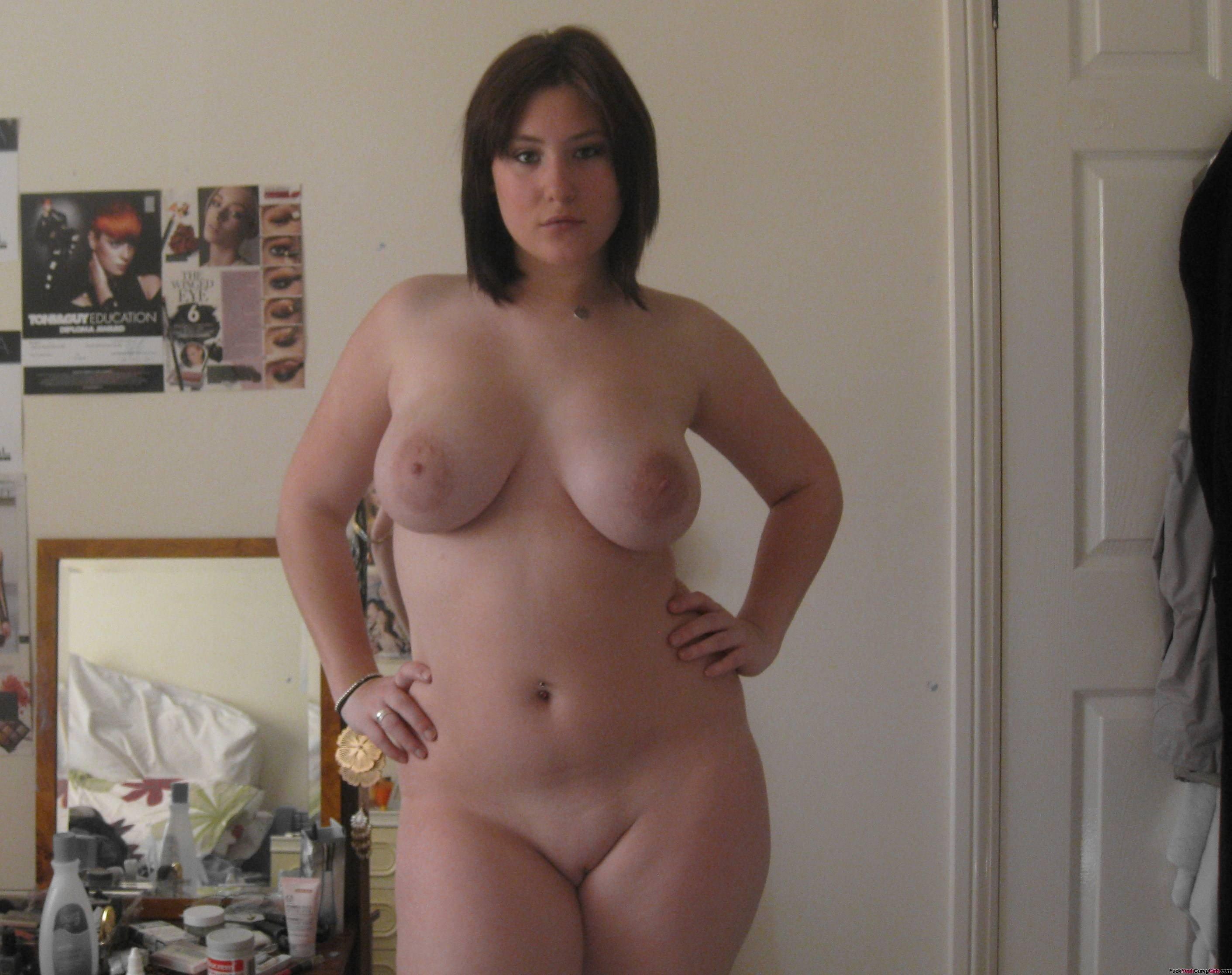 Homemade chubby redhead amateur nude women