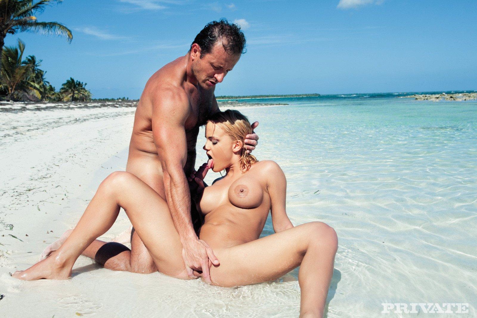 Island Girls Porn Photo