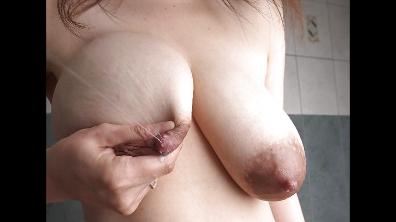 Adult Breast Feeding And Milky Tits