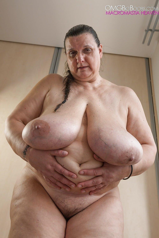 Big Mature Tits Bbw Granny Ass