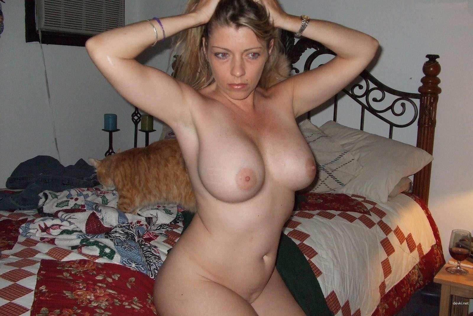 Big Tits My Wife Olga
