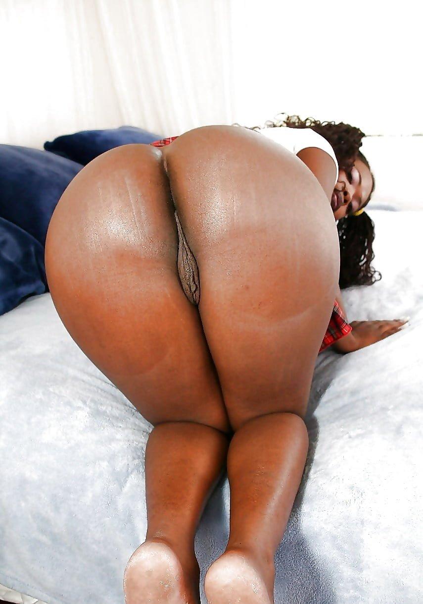 Thick bubble butt ebony