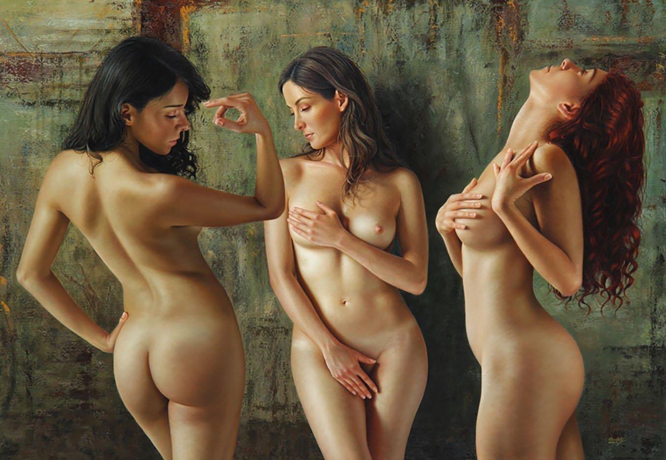 Erotic nude photo
