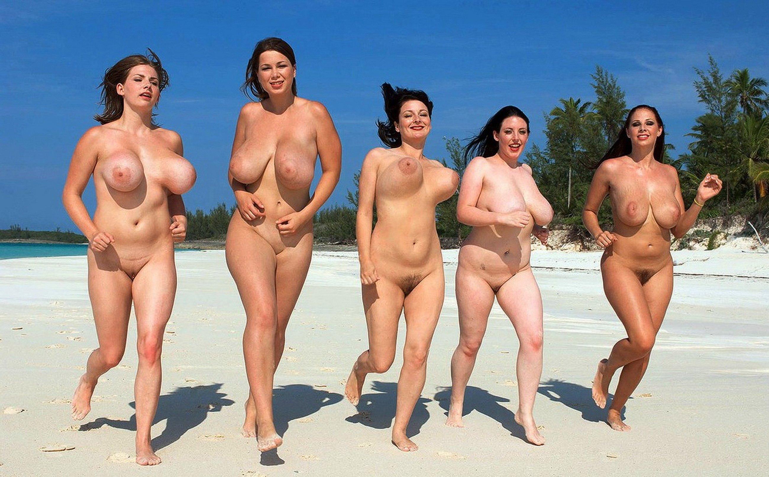 New zealand nudist