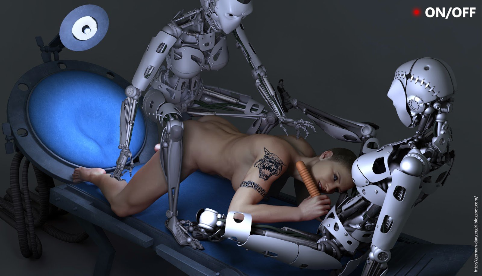Inside World's Most Advanced Sex Robot Factory Where Ai Doll Faces Move Like Humans
