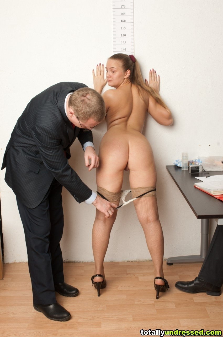 Fully Naked Humiliated Intelligent Office Lady
