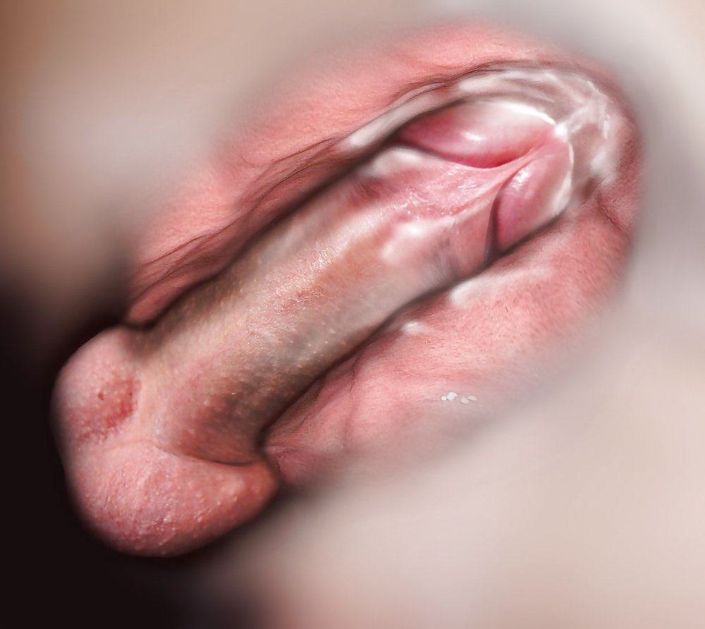 When you put a finger into a vagina, can you feel a bone there or is this not normal