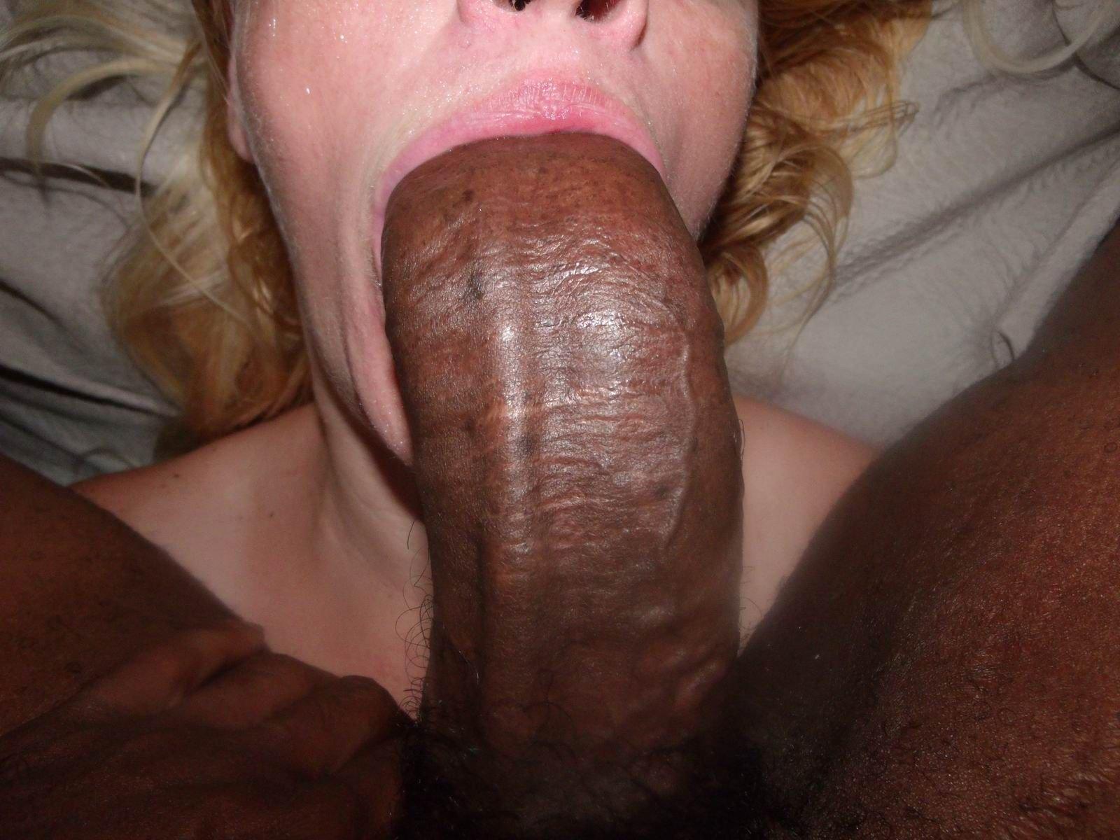 Dirty blonde cum slut mistress sucks and fucks slaves big cock in dungeon