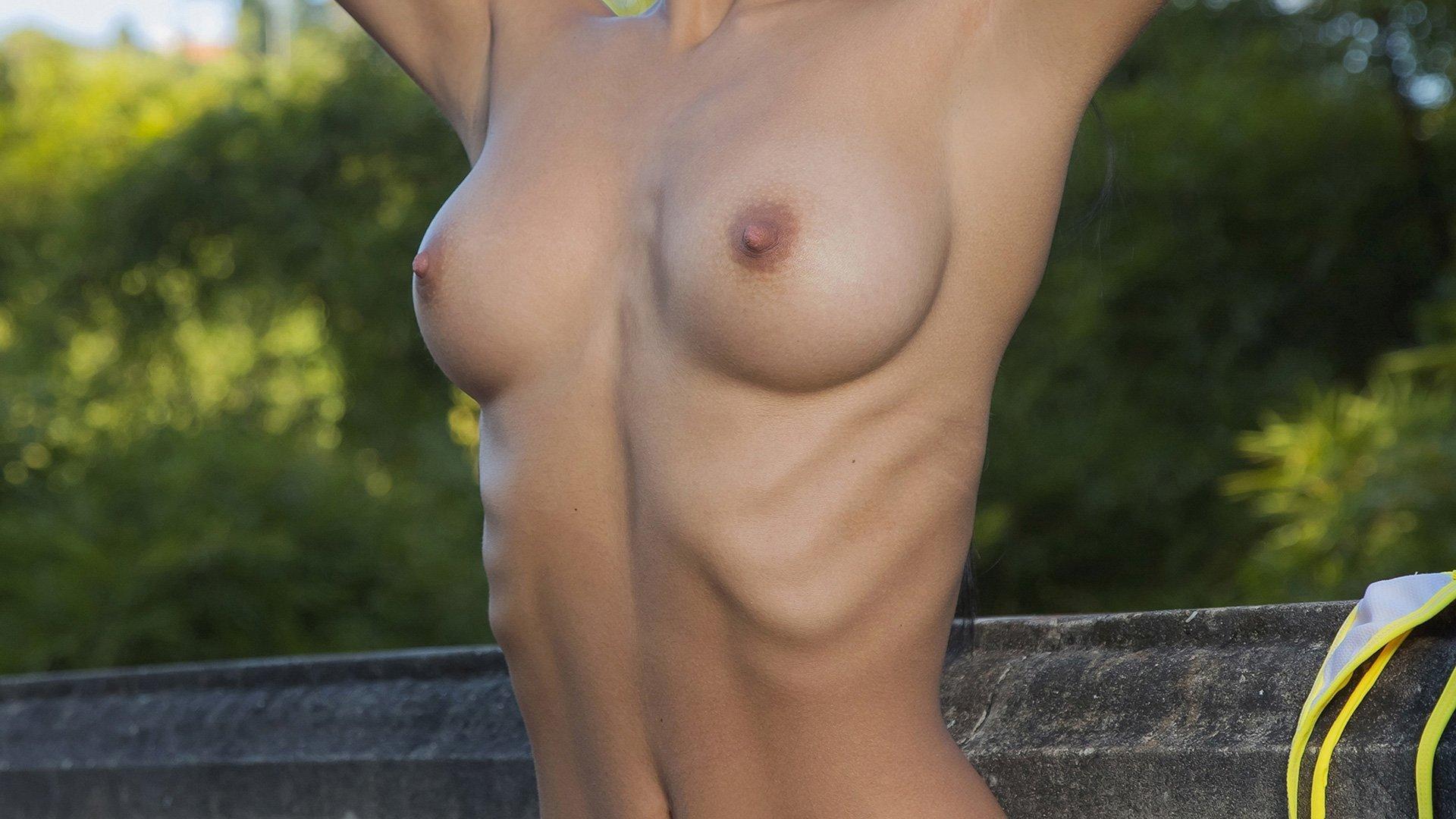 Small boobs, big dreams art print by alexvoss