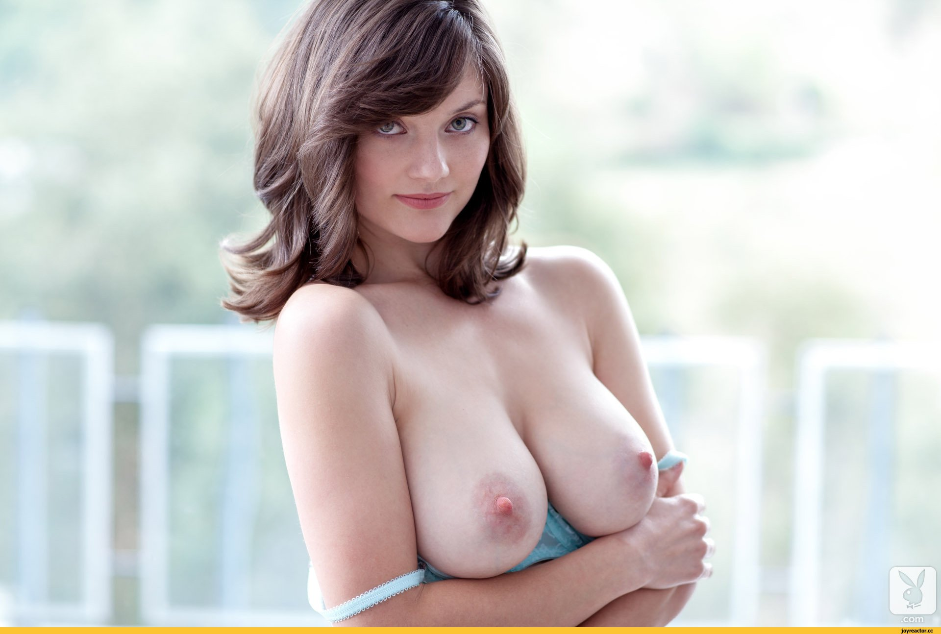 Beautiful Natural Nude Breasts