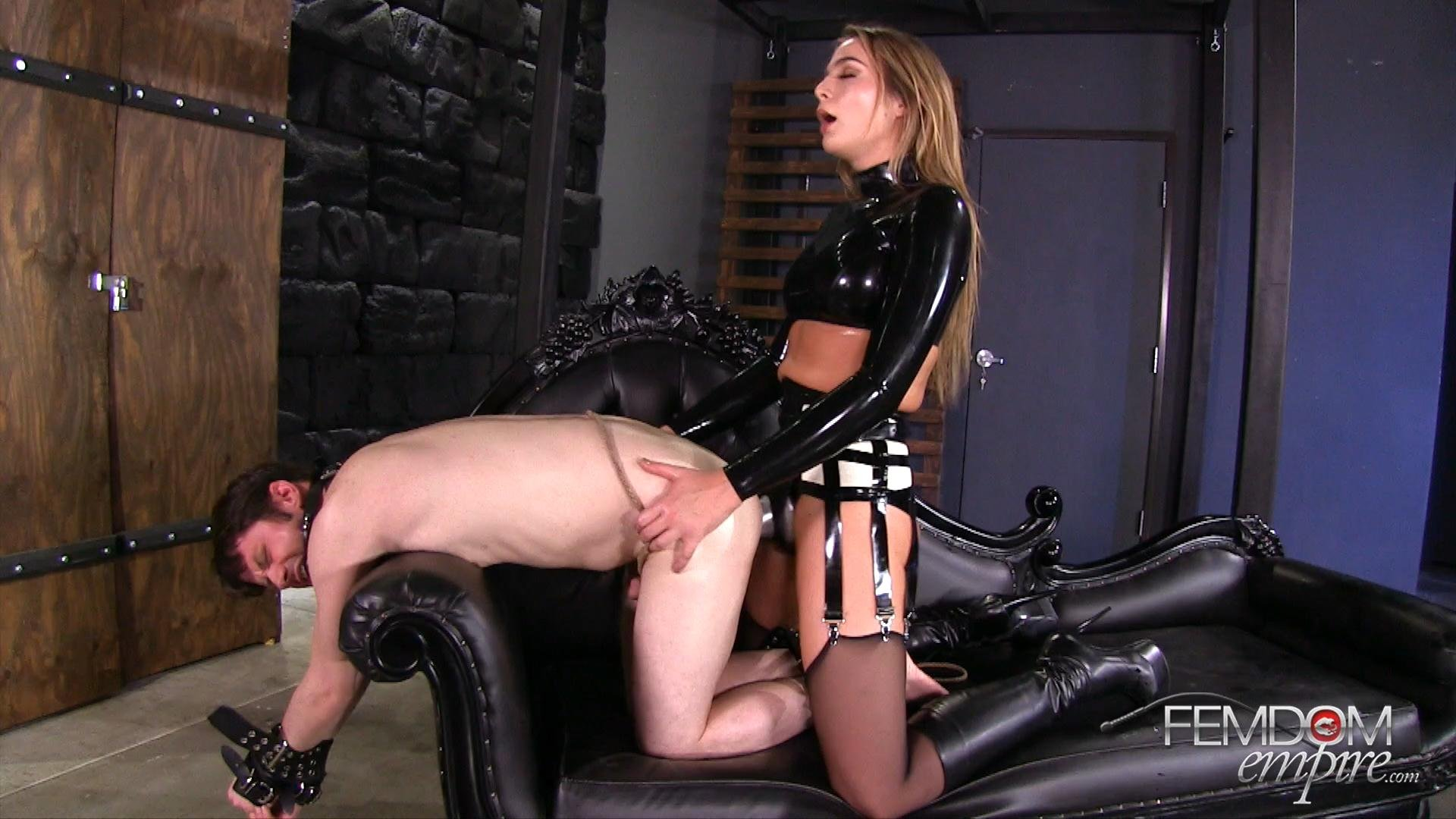 Mistress Jane Has Her Femdom Friend Join Her To Dominate This Pathetic Sissybiy Gallery