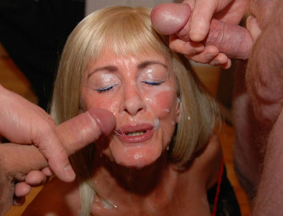 Mature facial clips
